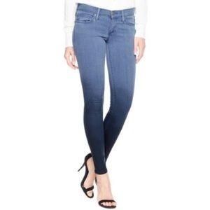 True Religion Casey Ombré Effect Skinny Jean